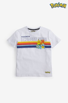 Pokémon Rainbow T-Shirt (3-14yrs)