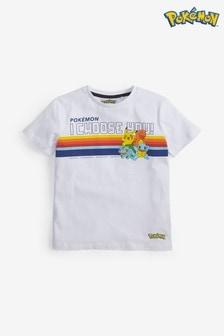 Pokémon Rainbow T-Shirt (3-14yrs)