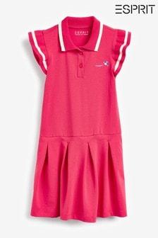 Esprit Pink Polo Dress