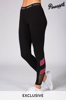 Pineapple Exclusive Jacquard Panel Leggings