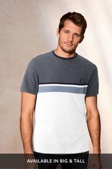 חולצת טי בגזרה רגילה של Soft Touch