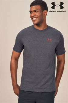 Under Armour Left Chest Lock Up Tee