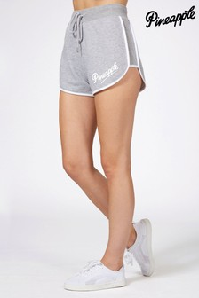 Pineapple Loopback Shorts