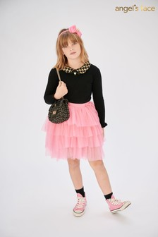 Angel's Face Pink Patsy Skirt