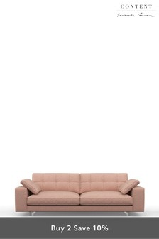Terence Conran Hoxton Three Seater Sofa Quince