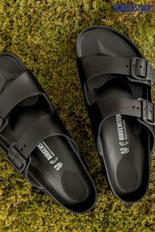 Birkenstock® Black Arizona Eva Sandals