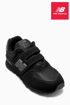 save off 99626 95078 New Balance Infant 574 Velcro