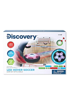 Discovery Game Hover Soccer Set