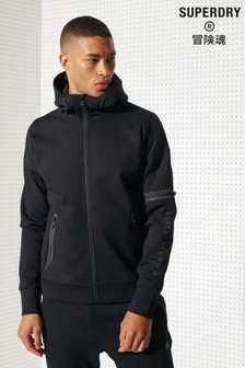 Superdry Training Gymtech Zip Hoody