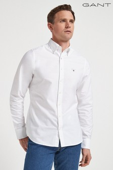 GANT Slim Button Down Oxford Shirt