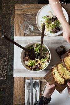 Artisan Street Salad Servers