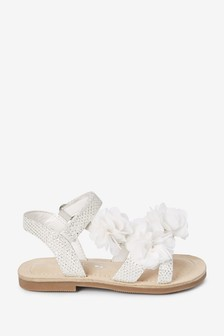 Corsage Occasion Sandals