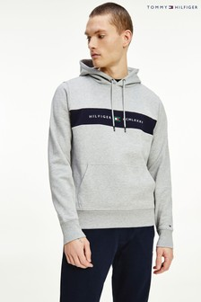 Tommy Hilfiger Logo Band Hoodie