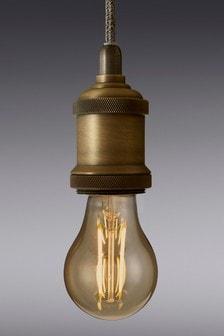 4W LED BC Retro GLS Bulb