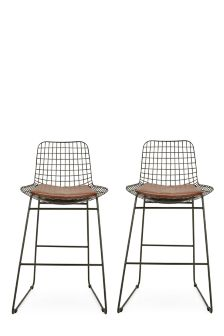 Set Of 2 Marcy Bar Stools