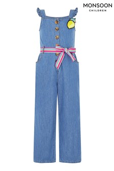 Monsoon Delilah Denim Jumpsuit