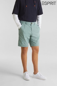 Esprit Green Chino Shorts