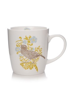 William Morris Bird Mug