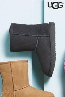 UGG® Kids Black Classic Boot