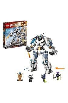 LEGO 71738 Ninjago Zanes Titan Mech Battle