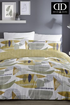 Saldana Duvet Cover and Pillowcase Set by D&D