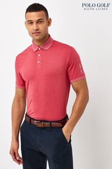 RLX by Ralph Lauren Sport Logo Short Sleeve Polo