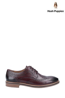 Hush Puppies Red Bryson Shoes