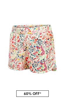 Bonpoint Girls Multi Cotton Shorts