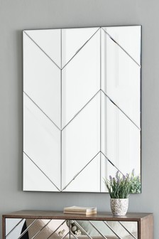 Chevron Mirror