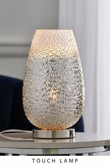 Monroe Large Touch Table Lamp