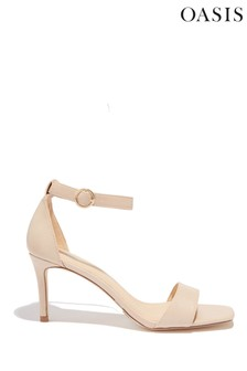 Oasis Natural Estella Open Toe Sandals