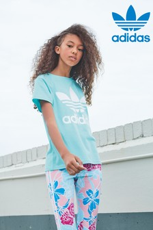 adidas Originals Floral Printed Leggings