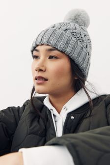 Recycled Cable Hat