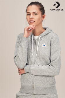 Converse Chuck Patch Fleece Full Zip Hoody