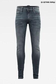 G-Star Lancet Skinny Fit Grey Wash Jeans