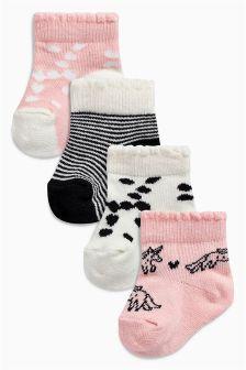 Socken, Viererpack (Jünger)
