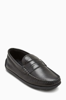 Penny Leather Loafers (Older)