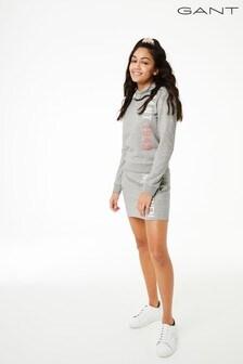 GANT Teen Girls Colour Hoody Dress