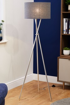 Floor lamps tripod led floor lights next official site tripod floor lamp aloadofball Gallery