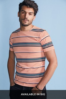 Stripe Slim Fit T-Shirt