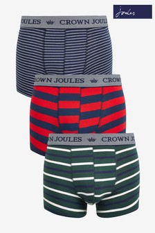 Joules Crown Joules Underwear Three Pack