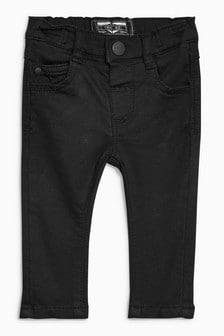 Mehke raztegljive hlače (3 mesecev–6 let)