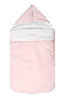 Pink Cotton Baby Nest