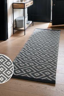 Large Small Grey Black Silver Carpets Rugs Long Hall Runners Yellow Mats Rug