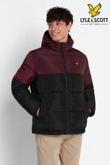 Lyle & Scott Colourblock Padded Jacket