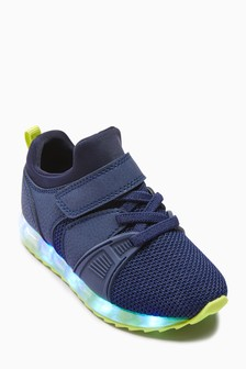 Light-Up Fashion Trainers (Younger)