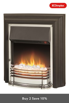 Dimplex 2kW Detroit Electric Optiflame Freestanding Fire
