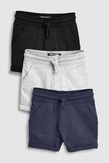 Shorts, 3er-Pack (3Monate bis 6Jahre)