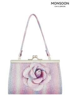 Monsoon Treasured Flower Mini Bag