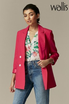 Wallis Patch Pocket Blazer